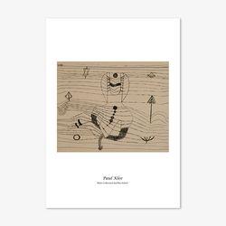 파울 클레2 명화 인테리어 아트 포스터 26종 (5X7 사이즈)