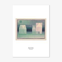 파울 클레 명화 인테리어 아트 포스터 30종 (5X7 사이즈)