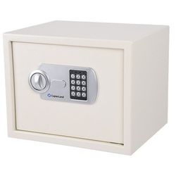 소형 금고 2중안전잠금장치 간단고정 CES 30 화이트