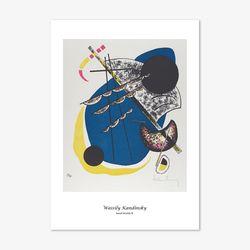 바실리 칸딘스키 명화 인테리어 아트 포스터 15종 (5x7 사이즈)