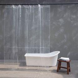 Clean Shower Liner