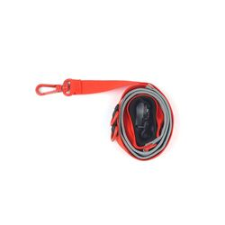 Pony Webbing Twoway Leash Orange Gray