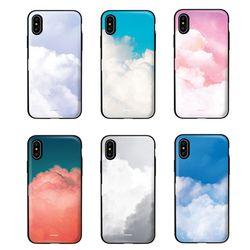 [Try] 구름 도어범퍼 케이스.갤럭시노트9(N960)