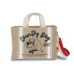 Country Dog Daily Bag L