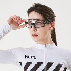 라이딩전용 초경량 자전거 변색렌즈고글 M01 카본블랙