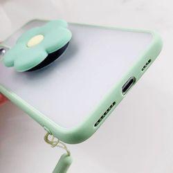 아이폰SE2 플라워 스마트톡 젤리 케이스 P515