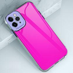 아이폰SE2 비비드 컬러풀 커버 젤리 케이스 P541