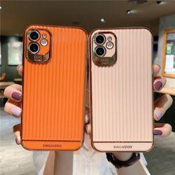 아이폰SE2 8 7플러스 카메라보호 캐리어 실리콘 케이