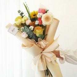 당일꽃 배달 꽃다발 부모님 여자친구 생일 생신 선물 기념일