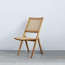 자비스 라탄 의자