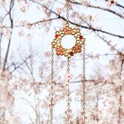 벚꽃이 지면 썬캐쳐