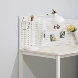 트리빔하우스 테드 LPM 철제 800 타공판 테이블 책상사각