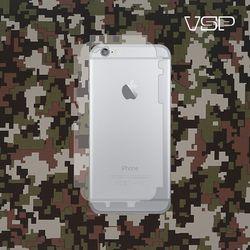 아이폰6/6s 플러스 밀리터리 측후면필름 2매