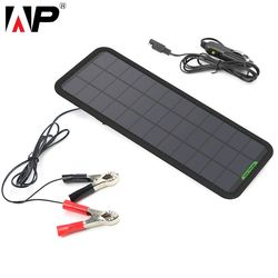 Allpowers 7.5W-18V 태양광충전기 배터리 방전방지