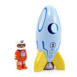 플레이모빌 1.2.3 로켓과 우주비행사 70186