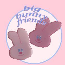 big bunny friends tok (스마트톡)