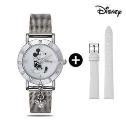 Disney 월트디즈니 미키 메탈시계 OW-035DWM