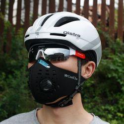 라이딩 전용 초경량 렌즈교체형 미러편광 자전거고글