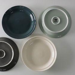 무스 접시 대 요리접시 4color