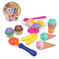 아이스크림 만들기놀이세트(19P)(612R22306)