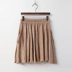 Multi Swing Mini Skirt