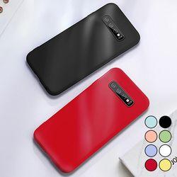 아이폰SE 5S 5 크레파스 파스텔 실리콘 케이스 P096