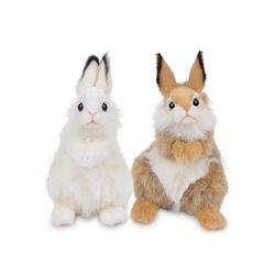 7449 7448 귀여운 토끼인형 세트  24cm.H