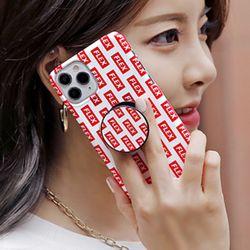 [Try]플렉스 패턴 스마트톡 3D하드 케이스.LG G7(LM-G710)