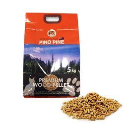 고양이 화장실모래 피노파인 우드펠렛 5kg