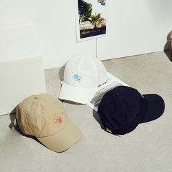 [무료배송] 액센트 남여공용 베이직 자수 야구모자 커플모자 볼캡 (3color)