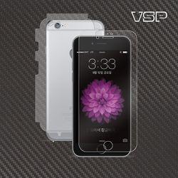 아이폰6/6s 플러스 강화유리 액정+카본무광 측후면 1