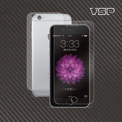 아이폰6/6s 플러스 강화유리 액정+카본무광 후면 1매