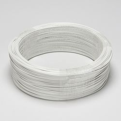 HIV 2.5SQ(1.78mm) 300m 백색 한롤 전기선 전선