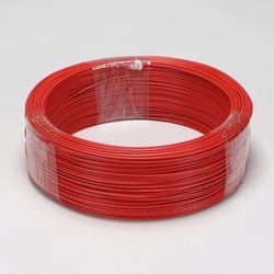HIV 2.5SQ(1.78mm) 300m 적색 한롤 전기선 전선
