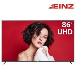 218cm(86) UHD TV 스탠드형 KCZ86TU(LG IPS패널4K)