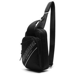 UNION TILT SLING BAG BLACK - BLACK