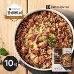 [교촌] 궁중 닭갈비 볶음밥 230g 10팩