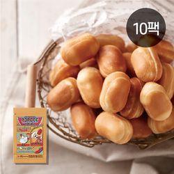 썬더버드 팝도그 10팩 (닭가슴살 핫도그)