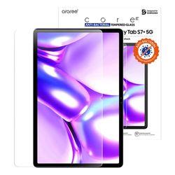 갤럭시탭S7 플러스 항균 강화유리 서브 코어 액정보호필름