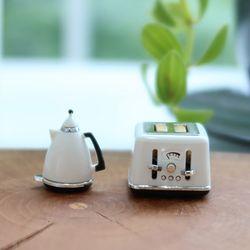 커피포트 토스트기 2type