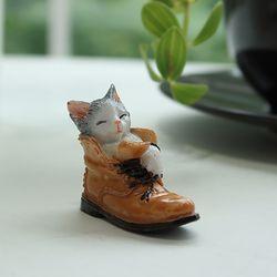 장화속 고양이