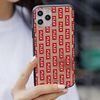 [Try]플렉스 패턴 미러범퍼 케이스.갤럭시노트8(N950)