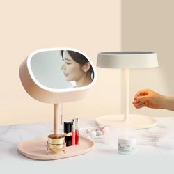 플랜룩스 셀르온 LED거울 조명 화장대 탁상거울