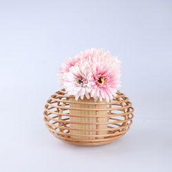 들국화 조화 꽃다발 장식 인테리어 (3color)