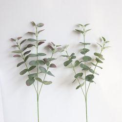 나뭇잎 유칼립투스 조화 (2color)