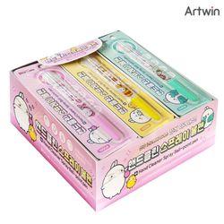 1000 몰랑 핸드 클린 스프레이 볼펜 BOX(24)