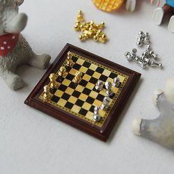 리얼아트 미니어처 시리즈 체스