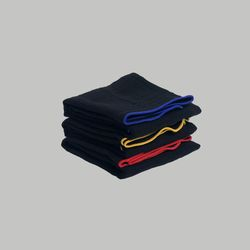 HANDKERCHIEF SET (BLACK)