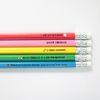 incolor 네임 비비드육각(B)연필