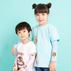정글비트아들과딸 정글아동쿨토시 (색상선택)